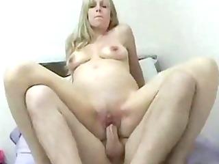 sexsohbetcom preggo doxy takes stranger dong