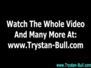 trystan bull enjoys sexy oral pleasure act