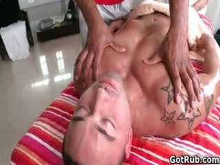 awesome homo anal sex with aroused