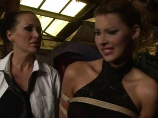 mandy bright punishing cindy hope