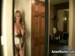 breasty golden-haired mother i receives lustful