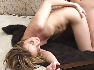 sweet corina taylor acquires a hawt spray of