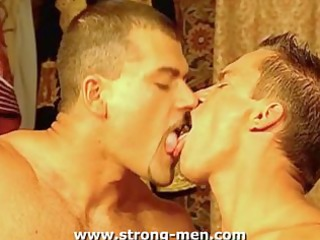 muscle hardcore group sex