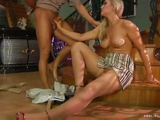 anal hose fuck with hot lady
