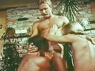 vintage - 8 threesome