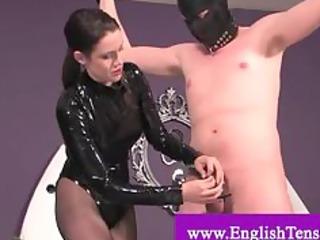 female-dominant treating her resigned dude