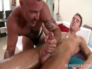 str man acquires his knob and a-hole screwed
