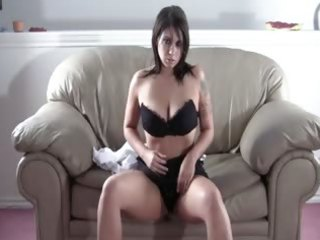 hooker and her biggest breasts on the daybed