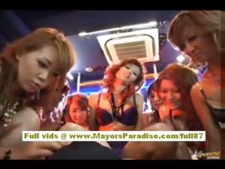 japanese av models have a fun engulfing shlong