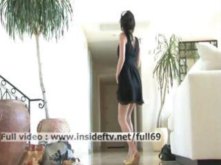brianne _ dilettante dark brown dancing and