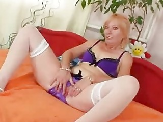 golden-haired dilettante cougar st time movie