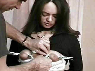 dominant tortures moist cum-hole