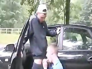 english boyz flipflop fucking by the car