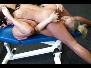 molly cavalli alyssa acquire down at the gym