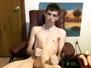 large dong slim chap masturbation
