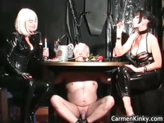 mature lad is sex bondman to smutty part8