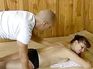 mad old mommy receives hard drilled