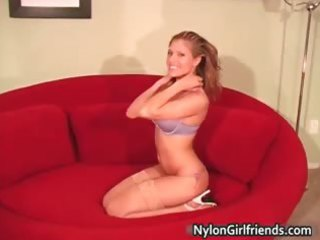 hot blond sweetheart erika jordan shows part4