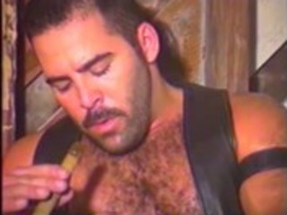 vintage fucking with threesome lewd dad bear