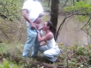spouse filming autdor