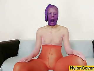 ruth head to toe nylon overspread sex toy solo