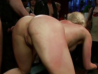 sexy nice-looking beauty wazoo drilled