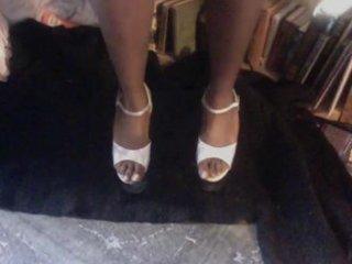 foot trampling