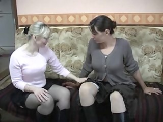 smutty french dykes in lesbo act