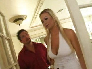marvelous breasty golden-haired wife need to fuck