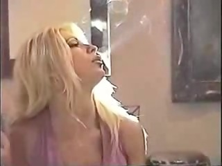 golden-haired smokin d like to fuck