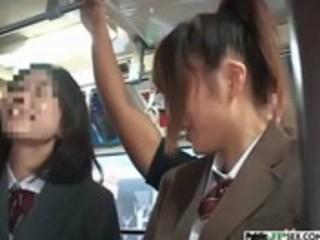 hot hawt japanese cutie receive public sex clip-36
