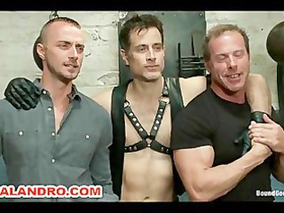 11 sadomasochism slaves tied and humiliation