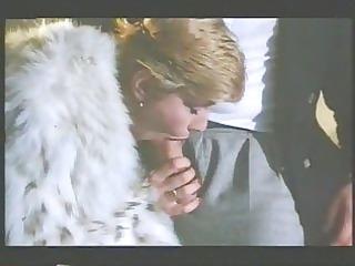 carole pierac in fur coat #0