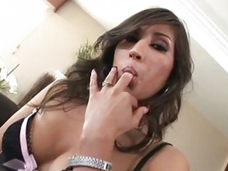 alexis breeze just likes the feeling of sticky