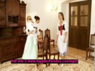 fiva and mya and zoe lusty lesbo legal age