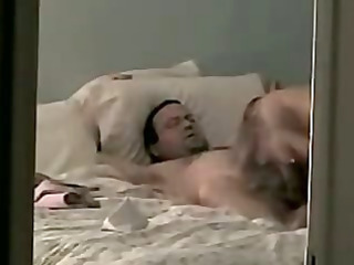 amateur age differenced couple fuck on camera