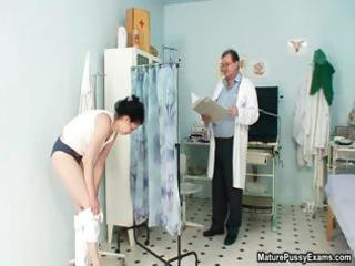 curly aged wife acquires her constricted bawdy