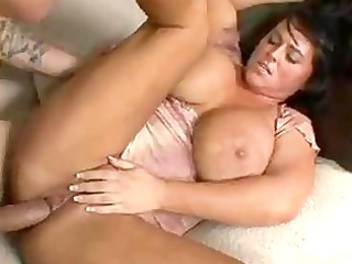 smutty indianna jaymes receives jizzed on her