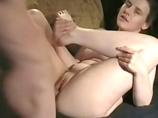 girlfriend acquires a hot fuck at home