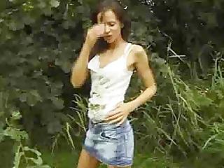 outdoor undress