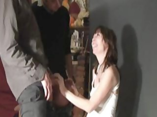 older in nylons analfucked by 7 bastards