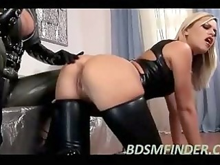 latex flogging and wet crack licking