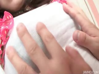 rui natsukawa trimmed snatch fingered, fucked,