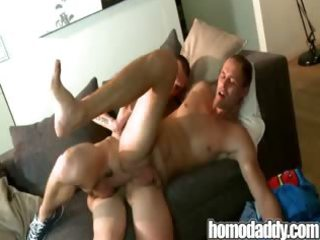 raw dong play on homosexual dad