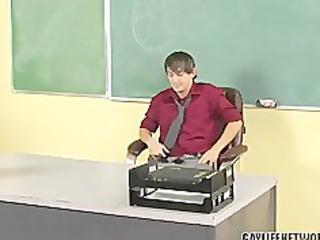 homo teacher dream comes true
