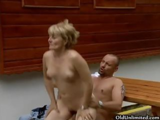 wicked older woman rides an hard dick part10