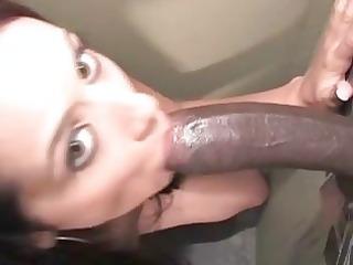 marissa mendoza at a gloryhole