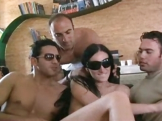 cuckold with glasses