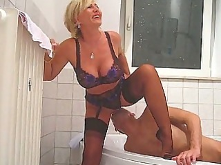 fantasms realized with a welling milf!