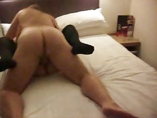 wife screwed in a hotel by her recent bull